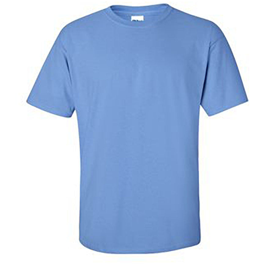 100% Ultra Cotton T-Shirt columbia blue