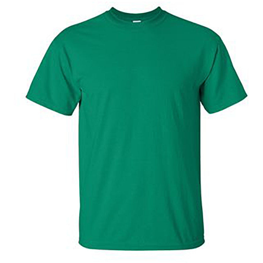 100% Ultra Cotton T-Shirt Kelly Green