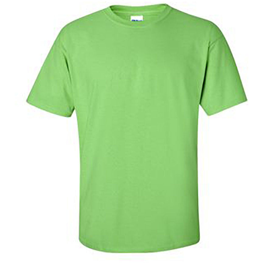 100% Ultra Cotton T-Shirt Lime
