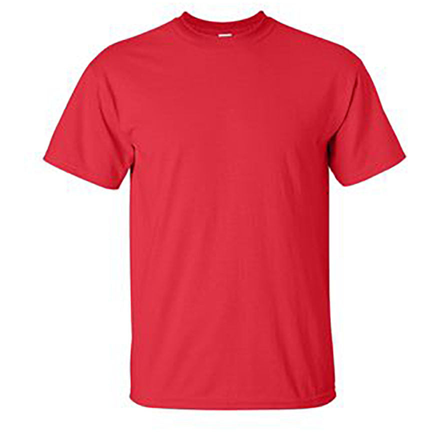 100% Ultra Cotton T-Shirt Red