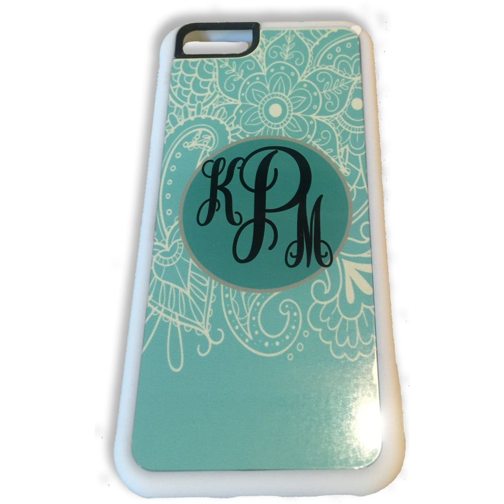 Apple iPhone 6 Plus White Design Your Own Phone Case