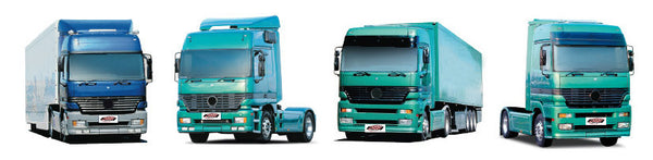 MERCEDES BENZ ACTROS MP1/MEGA
