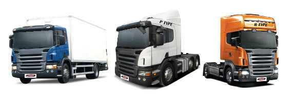 SCANIA PGRT TYPE 2003-08