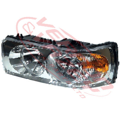 1000094-2 - HEADLAMP - R/H - DAF LF 45/55