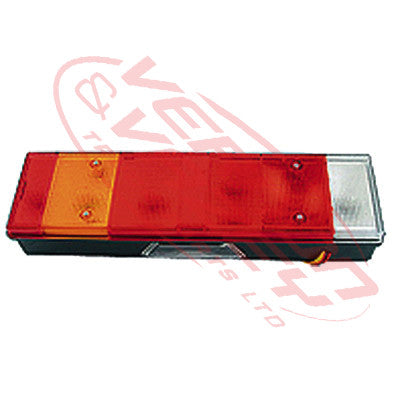 1000098-1 - REAR LAMP - L/H - DAF LF 45/55