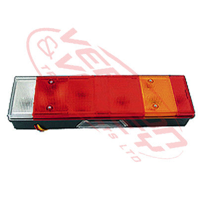 1000098-2 - REAR LAMP - R/H - DAF LF 45/55