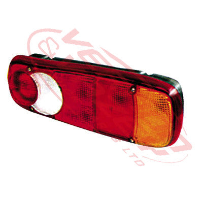 1000098-3 - REAR LAMP - L/H - DAF LF 45/55