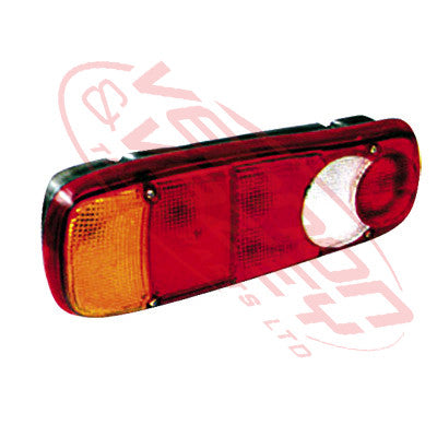 1000098-4 - REAR LAMP - R/H - DAF LF 45/55