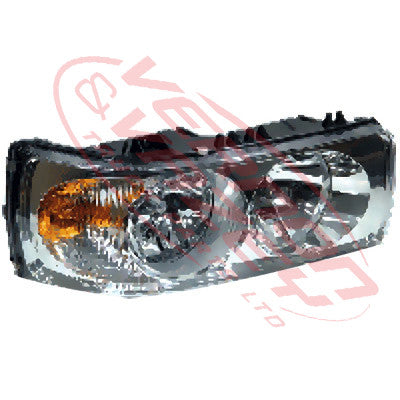 1010094-3 - HEADLAMP - L/H - DAF CF85