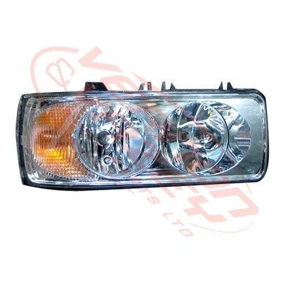 1021094-42 - HEADLAMP - R/H - DAF XF105 - VERSION 2 - 2002-