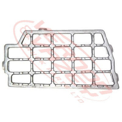 1684004-35 - STEP - ALLOY - L/H - LOWER - NISSAN MK/LK/PK 1994-
