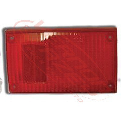 1685098-22 - REAR LAMP - LENS - RED - NISSAN ATLAS F22/255 1986-94
