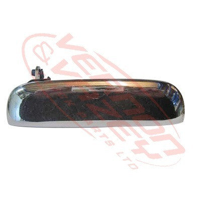 1693010-61 - DOOR HANDLE - OUTER - L/H - CHROME - NISSAN ATLAS F23 1990-
