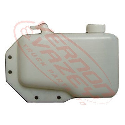 3090075-0 - OVER FLOW BOTTLE - 300mm LENGTH - ISUZU FSR/FTR/FVR 1984-94