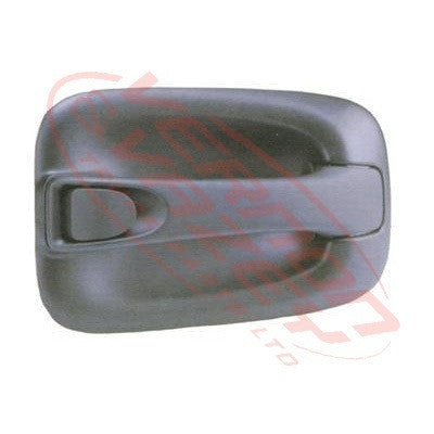 3091010-20 - DOOR HANDLE - OUTER - L=R - ISUZU FRR/FSR/FTR 1996-
