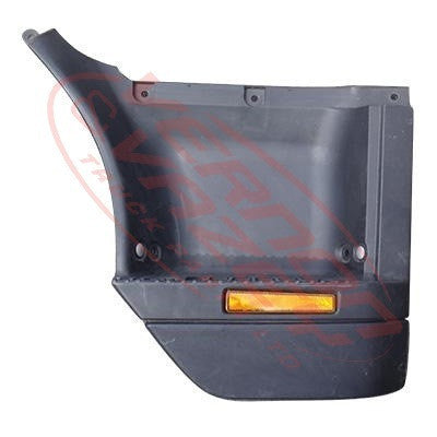 3092004-06 - STEP PANEL - R/H - PLASTIC STEP - NARROW - ISUZU FORWARD FRR/FSR/FTR/FVR 2008