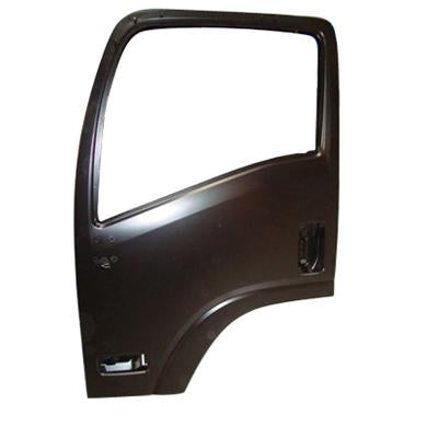 3097210-03 - FRONT DOOR SHELL - L/H - W/MIRROR HOLE & LARGE SIDE LAMP - ISUZU NKR/NPR 2009-