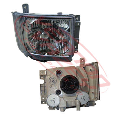 3097294-2 - HEADLAMP - R/H - MANUAL - ISUZU NKR/NPR 2009-