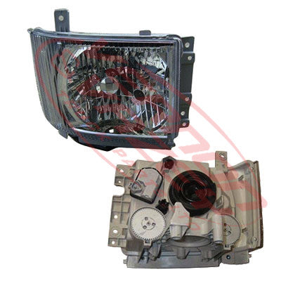 3097294-4 - HEADLAMP - R/H - ELECTRIC - ISUZU NKR/NPR 2009-