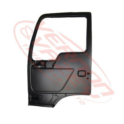 3187010-3 - FRONT DOOR SHELL - L/H - W/O GLASS - HINO GH/FM/FH/FF/FE/FD/GD/FT/GT 1990-