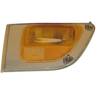 3190097-71 - SIDE LAMP - L/H - AMBER/CLEAR - DOOR GARNISH - 1998- - HINO ECONO FC/MFB 1998-