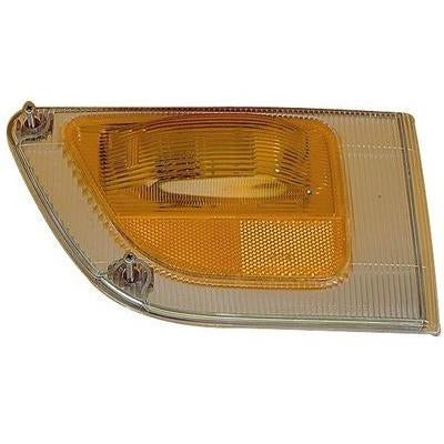 3190097-72 - SIDE LAMP - R/H - AMBER/CLEAR - DOOR GARNISH - 1998- - HINO ECONO FC/MFB 1998-