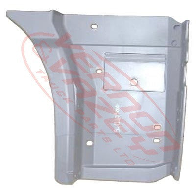 3575004-2-STEP PANEL - R/H - 830mm HIGH-MERCEDES BENZ ACTROS MP1