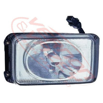 3575094-5 - FOG LAMP - L/H - MERCEDES BENZ ACTROS MP1 - ZK TYPE