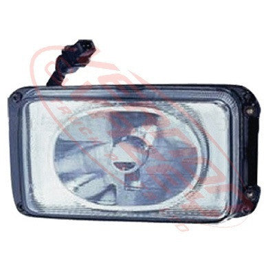 3575094-6 - FOG LAMP - R/H - MERCEDES BENZ ACTROS MP1 - ZK TYPE