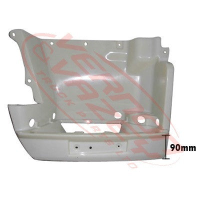 3787104-26 - STEP PANEL - R/H - SHORT - MITSUBISHI FIGHTER 2011-