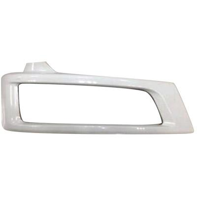 3787194-74 - HEADLAMP BEZEL - R/H - H/L IN BUMPER - SHALLOW - MITSUBISHI FIGHTER 2006-
