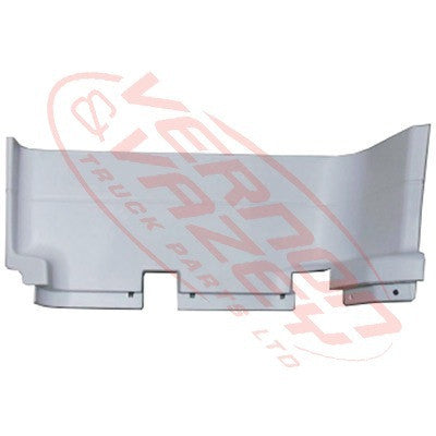 3788104-45 - STEP PANEL - L/H - LOWER - 3 STEP TRUCK - MITSUBISHI HEAVY FP/FV/FS EURO V 2008-