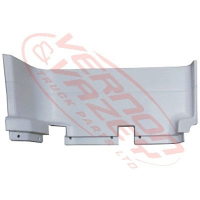 3788104-46 - STEP PANEL - R/H - LOWER - 3 STEP TRUCK - MITSUBISHI HEAVY FP/FV/FS EURO V 2008-