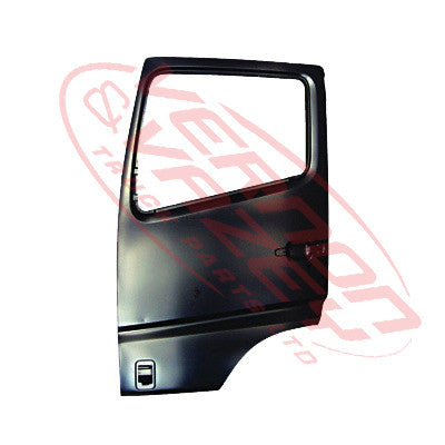 3788110-01 - FRONT DOOR SHELL - L/H - NO MIRROR HOLES, NO LOWER GLASS - MITSUBISHI HEAVY FP/FV/FS EURO V 2008-