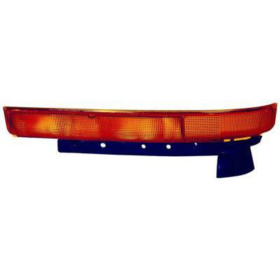3798097-51 - FRONT LAMP - L/H - LOWER - AMBER - MITSUBISHI CANTER FE5/FE6 1994-