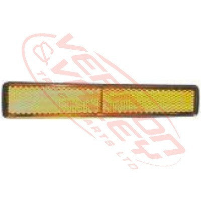 3798204-11 - REFLECTOR FOR STEP - L/H - MITSUBISHI CANTER FE7/FE8 2011-