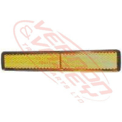 3798204-12 - REFLECTOR FOR STEP - R/H - MITSUBISHI CANTER FE7/FE8 2011-