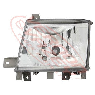 3798294-01-HEADLAMP - L/H - ELECTRIC W/O MOTOR OR BULB-MITSUBISHI CANTER FE 2011-