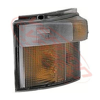 6592097-1 - CORNER LAMP - L/H - OPTION 1 - SCANIA P TRUCK - 1997-