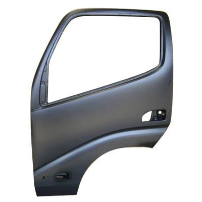 8187010-05 - FRONT DOOR - L/H - WITH REFLECTOR AND LAMP HOLE - TOYOTA DYNA XZU320 2000-