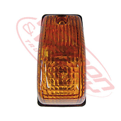 8187097-0 - SIDE LAMP - L=R - AMBER - IN FRONT DOOR - TOYOTA DYNA XZU320 2000-