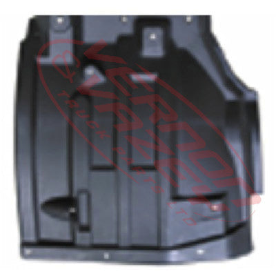 8187252-02 - MUD GUARD - R/H - TOYOTA DYNA 2011-