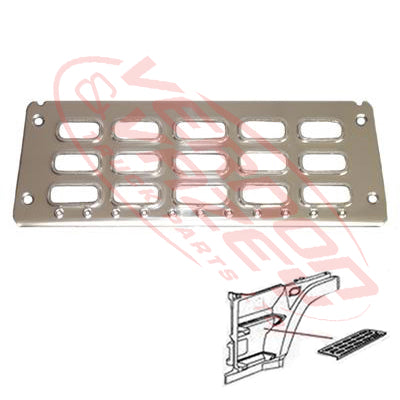9010004-0 - STEP ALLOY - UPPER - L=R - VOLVO FH - 1995-