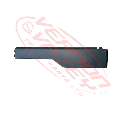 9013000-03 - REAR MUDGUARD EXTENSION - L/H - LONG - VOLVO FM - 2008-