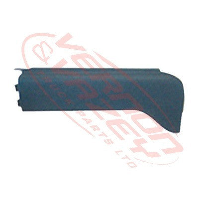 9012000-41 - REAR MUDGUARD EXTENSION - L/H - SHORT - VOLVO FM - 2003-