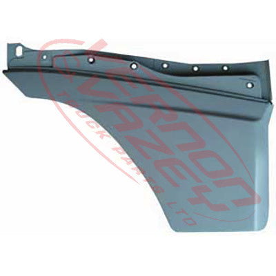 9012010-22 - FRONT DOOR - EXTENSION - R/H - FH - VOLVO FH - 2003-
