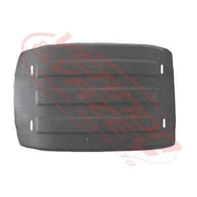9012052-5 - REAR TOP GUARD - L=R - W/O RUBBER STRIP - VOLVO FH - 2003-