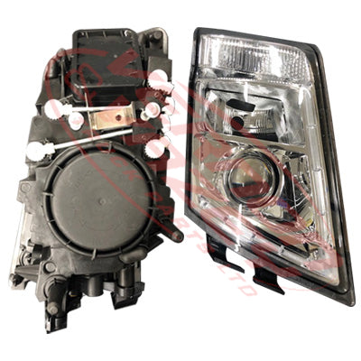 9013094-2 - HEADLAMP - R/H - CHROME - VOLVO FH/FM - 2008-