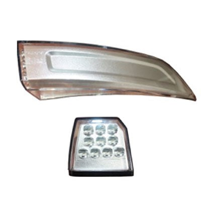 9013197-02 - CORNER LAMP - R/H - LED - CLEAR PLASTIC - VOLVO FH 2013-