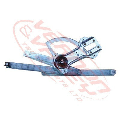 9016060-73 - WINDOW REGULATOR - L/H - FR/DR - ELECT - W/O MTR - VOLVO FL7-10